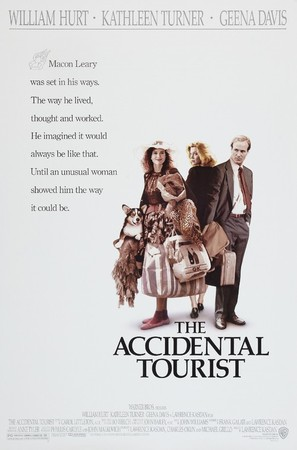 The Accidental Tourist - Movie Poster (thumbnail)