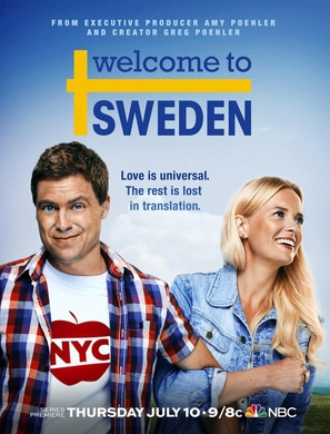 """Welcome to Sweden"" - Movie Poster (thumbnail)"
