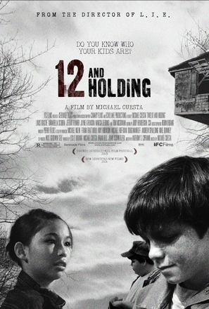 Twelve and Holding - Theatrical movie poster (thumbnail)