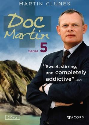 """Doc Martin"" - DVD movie cover (thumbnail)"