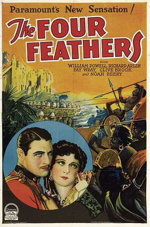 The Four Feathers - Movie Poster (thumbnail)