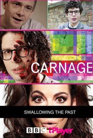 Carnage: Swallowing the Past - British Movie Poster (thumbnail)