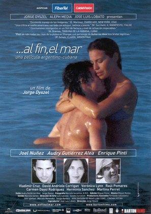 ...al fin, el mar - Spanish poster (thumbnail)