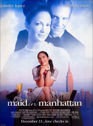 Maid in Manhattan - Movie Poster (thumbnail)