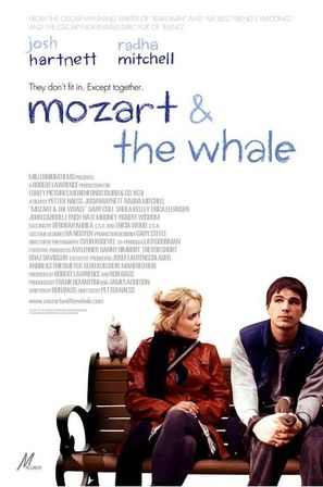 Mozart and the Whale - Movie Poster (thumbnail)
