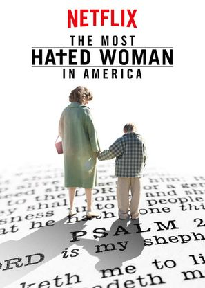 The Most Hated Woman in America - Movie Poster (thumbnail)