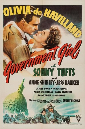 Government Girl - Movie Poster (thumbnail)
