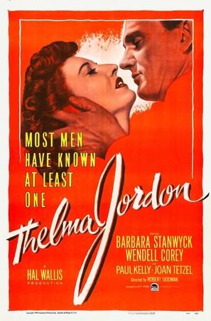 The File on Thelma Jordon - Movie Poster (thumbnail)