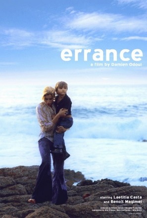 Errance - French Movie Poster (thumbnail)