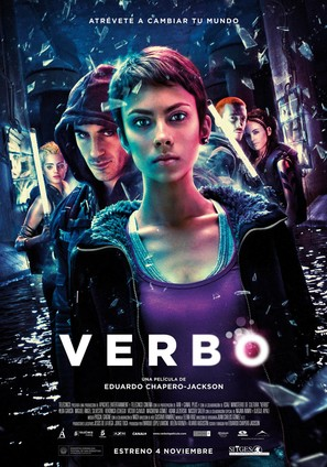 Verbo - Spanish Movie Poster (thumbnail)