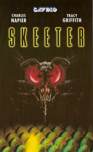 Skeeter - Argentinian VHS movie cover (thumbnail)