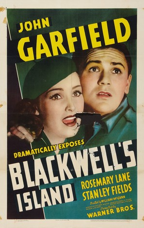 Blackwell's Island - Movie Poster (thumbnail)