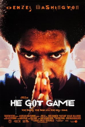 He Got Game - Movie Poster (thumbnail)