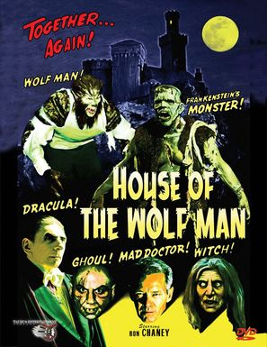 House of the Wolf Man - Movie Cover (thumbnail)