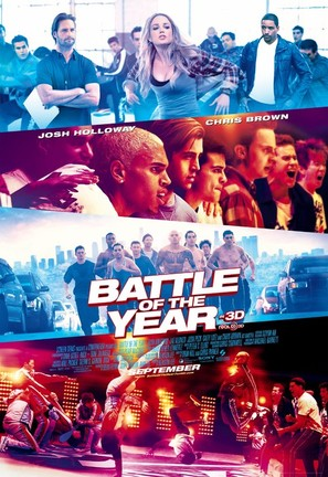 Battle of the Year: The Dream Team - Movie Poster (thumbnail)