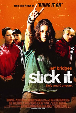 Stick It - Movie Poster (thumbnail)