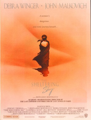 The Sheltering Sky - Movie Poster (thumbnail)