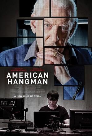 American Hangman - Canadian Movie Poster (thumbnail)