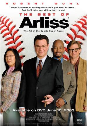 """Arli$$"" - Video release movie poster (thumbnail)"