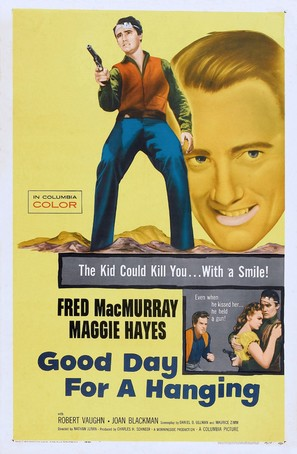 Good Day for a Hanging - Movie Poster (thumbnail)