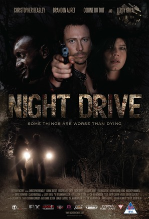 Night Drive - South African Movie Poster (thumbnail)
