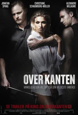 Over Kanten - Danish Movie Poster (thumbnail)