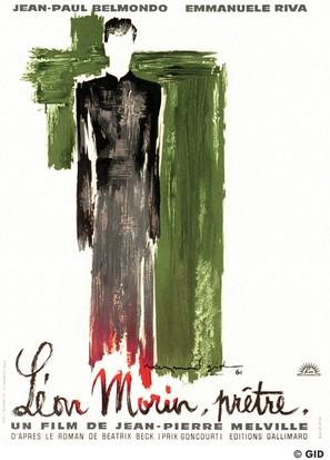 Léon Morin, prêtre - French Movie Poster (thumbnail)