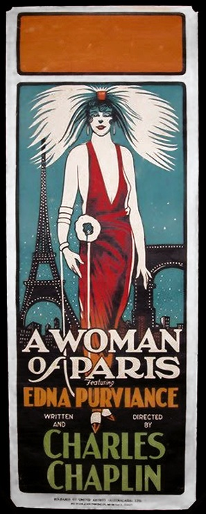 A Woman of Paris - Movie Poster (thumbnail)