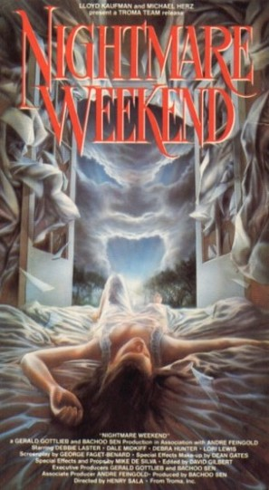 Nightmare Weekend - Movie Cover (thumbnail)