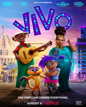 Vivo - Movie Poster (thumbnail)