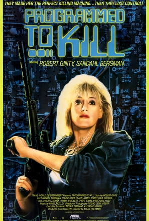 Programmed to Kill - Movie Poster (thumbnail)