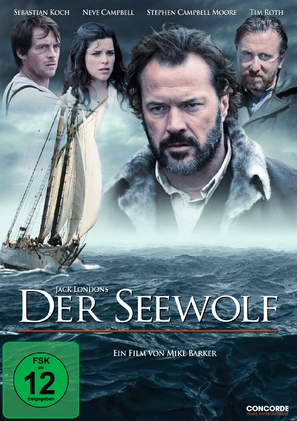 """Sea Wolf"" - German Movie Cover (thumbnail)"