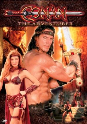 """Conan"" - DVD movie cover (thumbnail)"