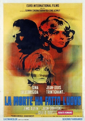 Morte ha fatto l'uovo, La - Italian Movie Poster (thumbnail)