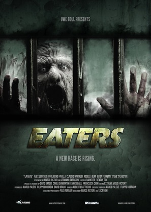 Eaters - Movie Poster (thumbnail)