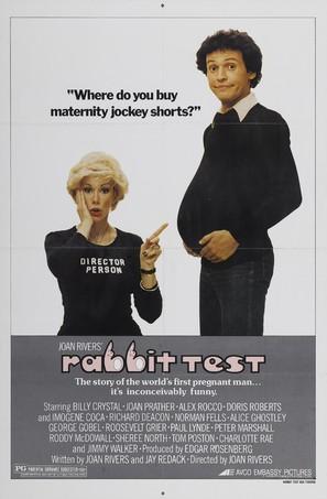 Rabbit Test - Movie Poster (thumbnail)
