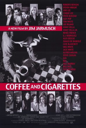 Coffee and Cigarettes - Movie Poster (thumbnail)