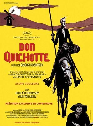 Don Kikhot - French Movie Poster (thumbnail)