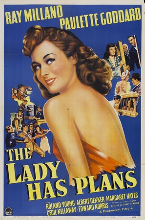 The Lady Has Plans - Movie Poster (thumbnail)