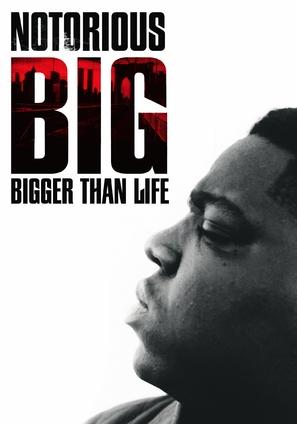 Notorious B.I.G. Bigger Than Life - DVD cover (thumbnail)