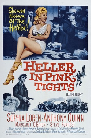 Heller in Pink Tights - Movie Poster (thumbnail)