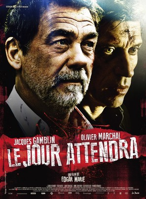 Le jour attendra - French Movie Poster (thumbnail)