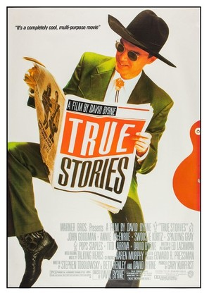 True Stories - Movie Poster (thumbnail)