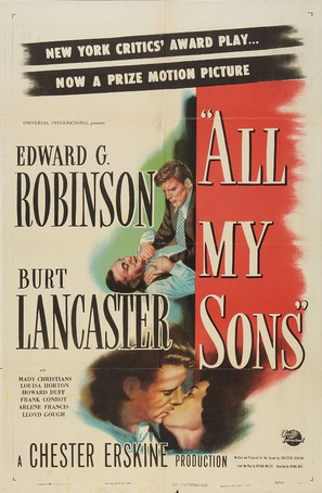 All My Sons - Movie Poster (thumbnail)