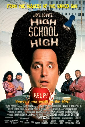 High School High - Movie Poster (thumbnail)