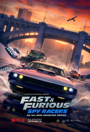 """""""Fast & Furious"""" - Movie Poster (thumbnail)"""