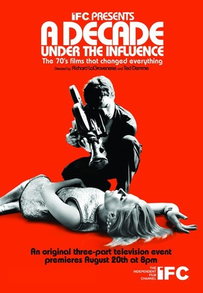 A Decade Under the Influence - Movie Poster (thumbnail)