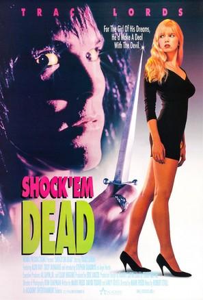 Shock 'Em Dead - Movie Poster (thumbnail)