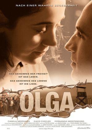Olga - German Movie Poster (thumbnail)