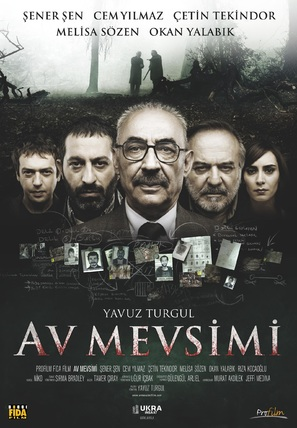 Av mevsimi - Turkish Movie Poster (thumbnail)